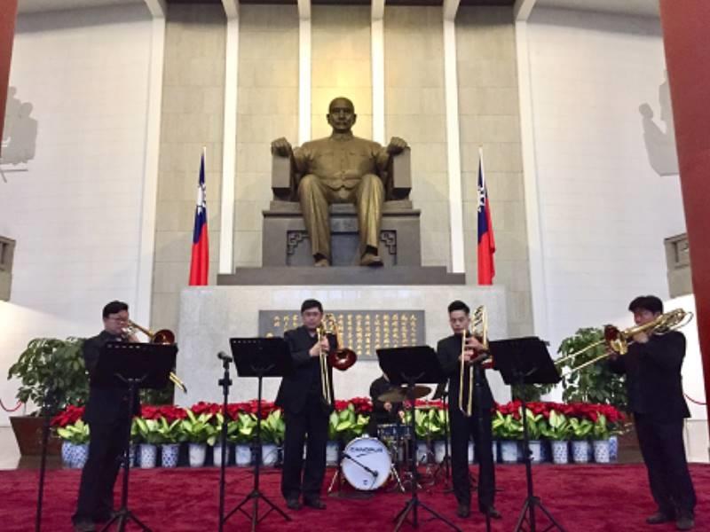 Outdoor Concert【String Club of Taipei First Girls High School/Brass Workshop】Grand Finale