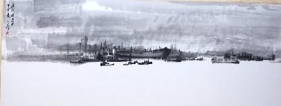 Dr. Sun Yat-sen's Ideal in Taiwam: Large Shipyard