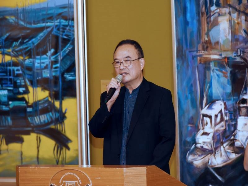 """Opening Ceremony of """"Ni Chao-Lung Retrospective Exhibition 2020"""""""