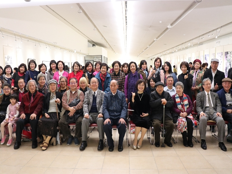 """Opening Ceremony of """"Feeling and Meaning of Brush and Ink: The World of Yi-chu Chuang"""""""