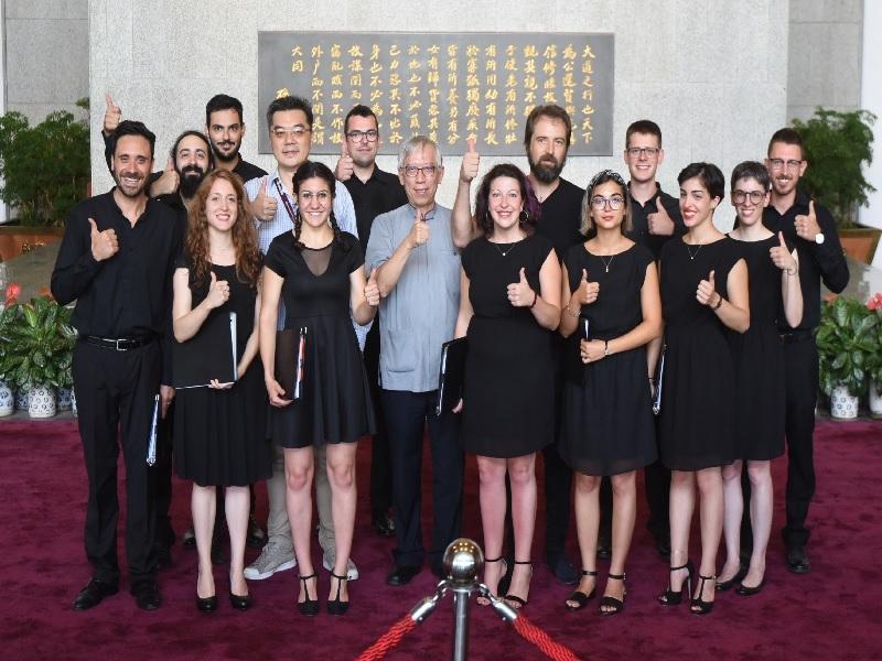 義大利「烏特合唱團」