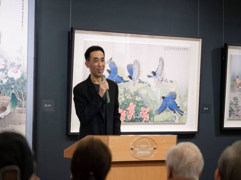 Chang Ke-chi 70-year-old Retrospective Exhibition –Opening Ceremony - 3