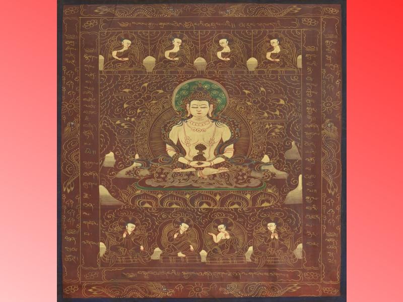 《Buddha of Longevity》