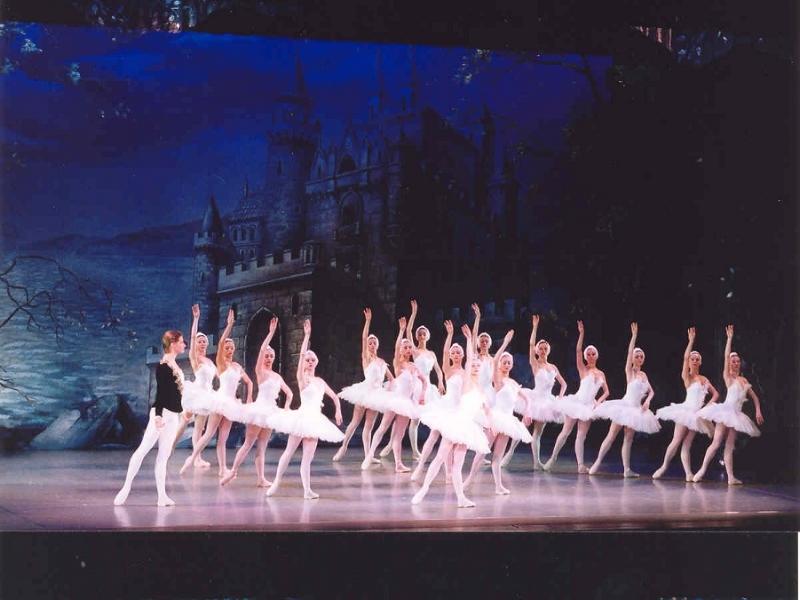 當代芭蕾藝術的經典舞團再度來台表演!