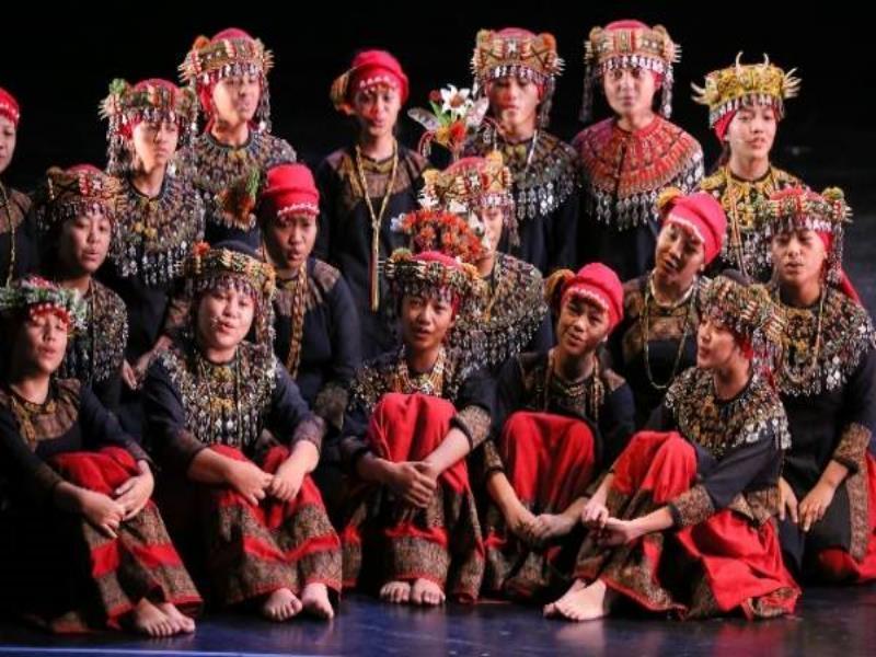 2020 Taiwan Aborigines Music and Dancing Festival