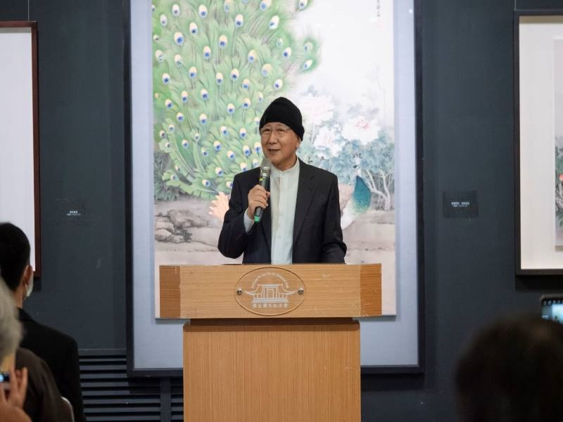 Chang Ke-chi 70-year-old Retrospective Exhibition –Opening Ceremony - 5