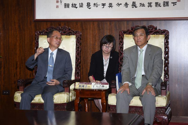 日本和歌山縣知事參訪
