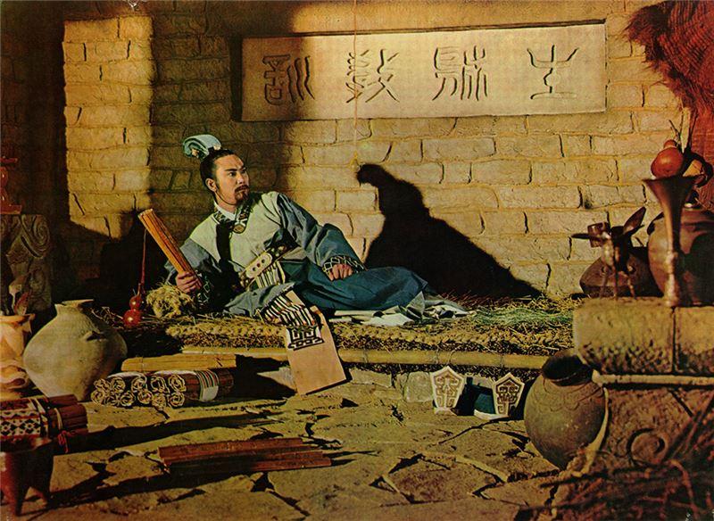 此片乃台灣電影史上最著名的華麗古裝史詩鉅片之一。