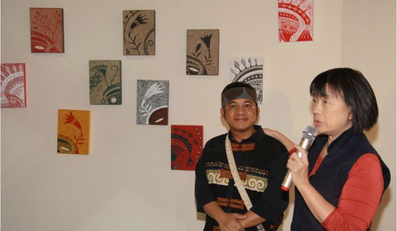 Eight aboriginal craftsmen from Pingtung County will be featured in the Expo's