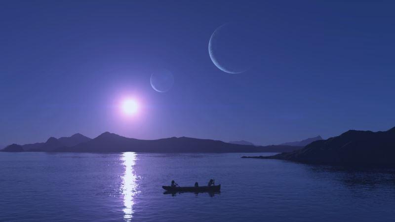 「深海光年」紀錄片照片