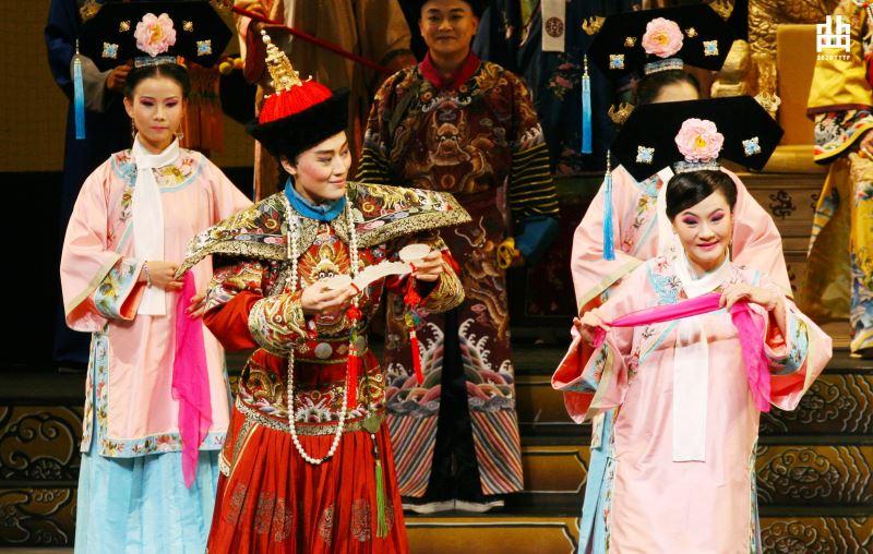 0516-0517臺灣豫劇團《慈禧與珍妃》