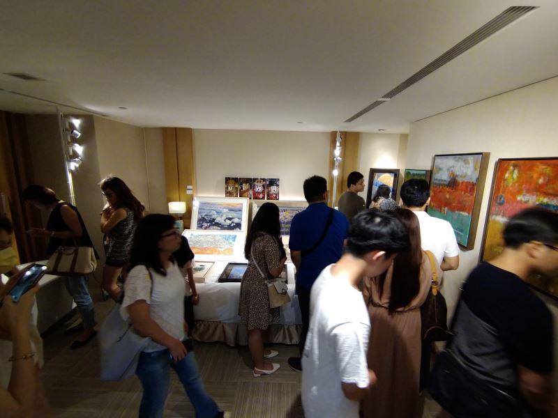 台中藝博會展覽現場 (11)