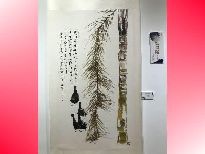 吳宗陵〈暑望甘霖〉。
