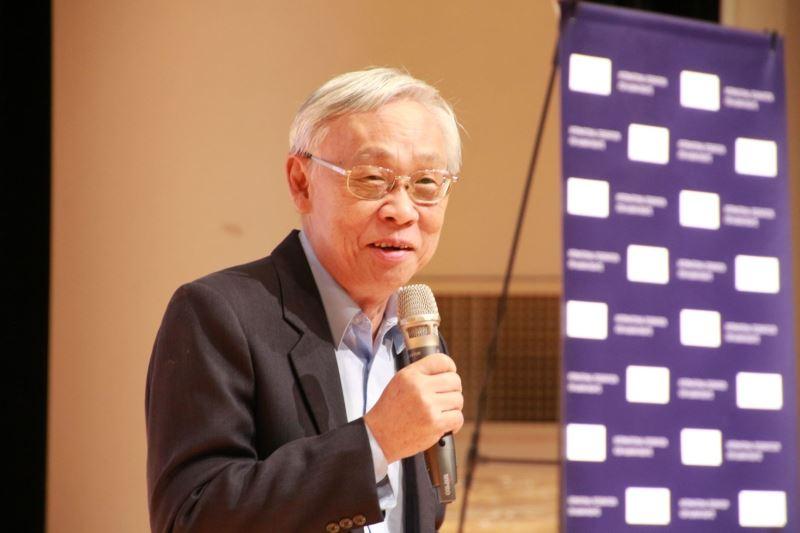 White Terror survivor Chen Chin-shen.