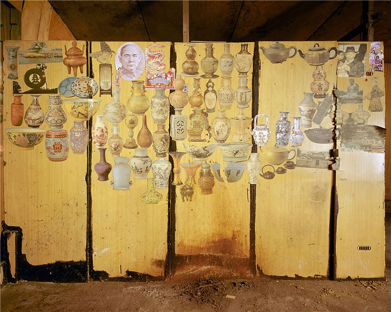 CHEN Po-I〈Remains(A180, Haishan 1st Rd., Hongmaogang, Kaohsiung City)〉2006 Lightjet C–print 100×125 cm