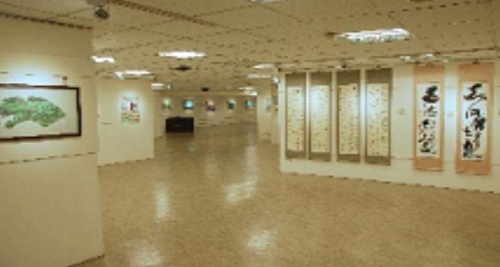 地下一樓B1翠溪藝廊照片