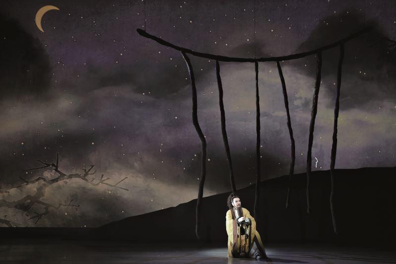 許亞芬歌子戲劇坊於 2019 年演出《蘇東坡之飛鴻踏雪泥》。