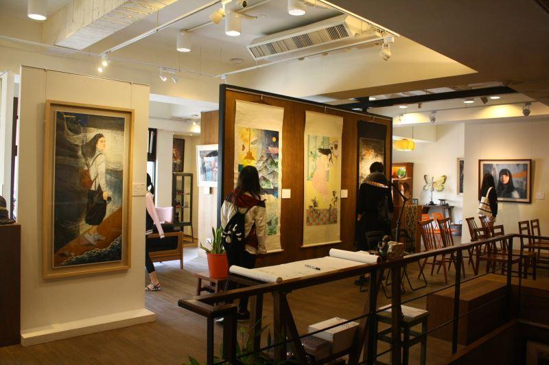 藤藝廊開幕茶會 (2)