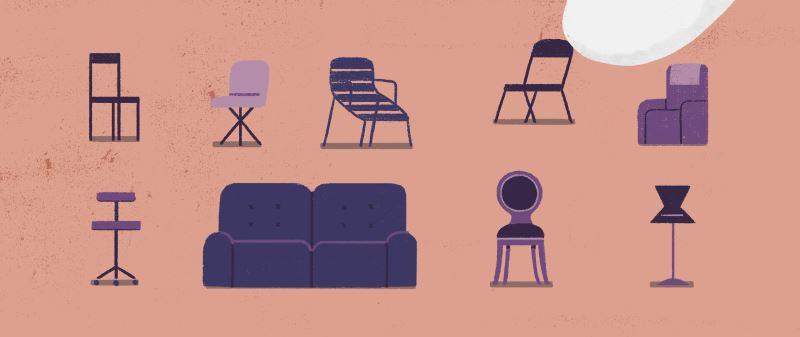 《椅島》深受村上春樹《挪威的森林》書中對精神療養院描寫的啟發。