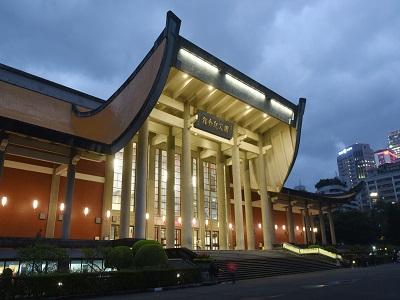 3月27日國父紀念館「走讀王大閎與古蹟建築」活動。