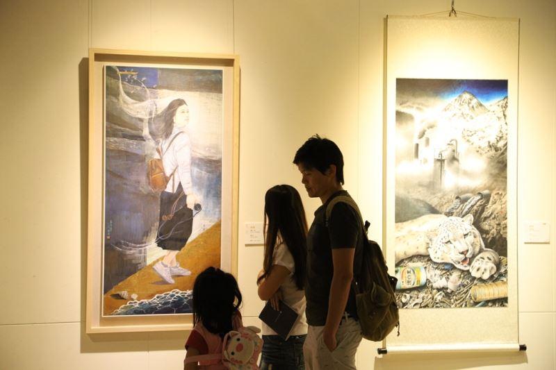 中正紀念堂展覽現場 (3)