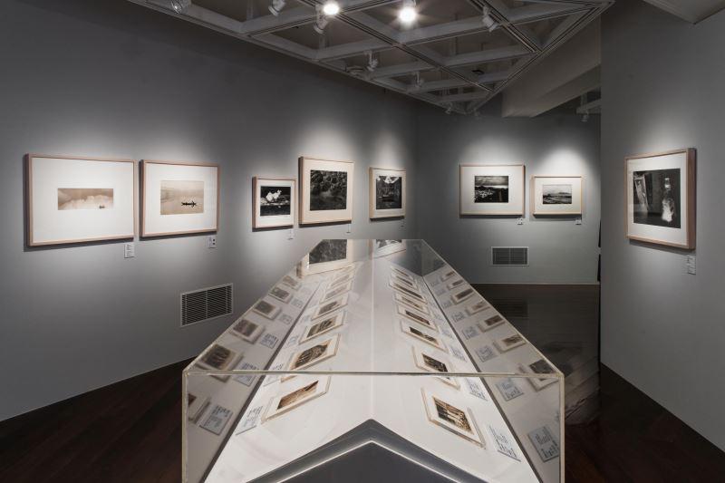 國家攝影文化中心《臺灣的模樣》展場實景。