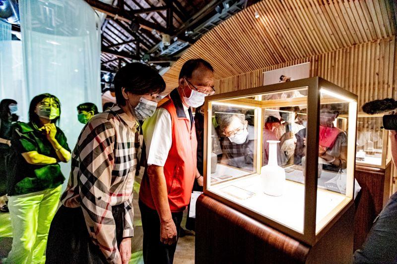 本次特展展出近60件經典文物,橫跨臺灣、中國、日本、韓國、越南等國之酒文化