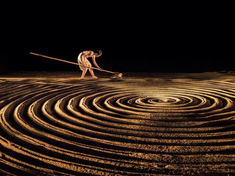 雲門舞集《流浪者之歌》 ©攝影 劉振祥