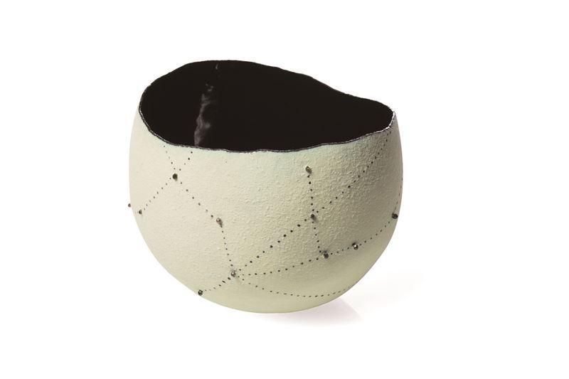 白沁(Sarah PERKINS)(USA)奶油色星座碗(Cream Constellation Bowl)