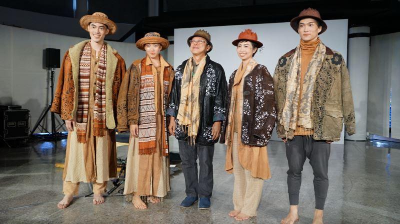 「豐藏之冬」服裝秀-設計師:馬來西亞‧Edric_Ong.