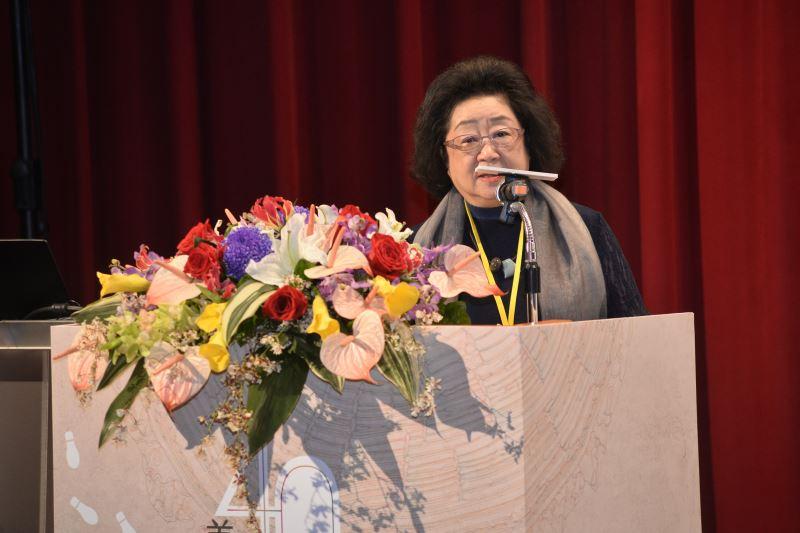 Deputy Minister of Education Fan Sun-lu (范巽綠).