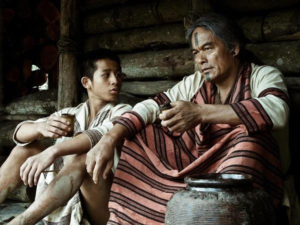 終於計劃率領族人血祭祖靈,短時間內各部落紛紛響應,