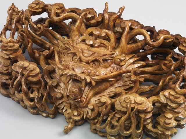 The Head of Dragon