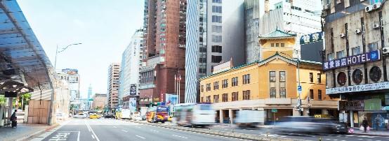 6-臺北館建築對都市景觀的風貌增色不少