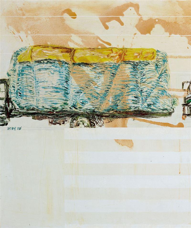 CHEN Shui-tsai〈Truck II〉Detail