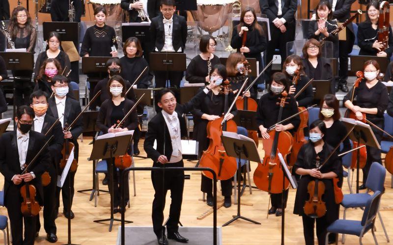 國臺交助理指揮葉政德將擔綱2122樂季開季音樂會演出