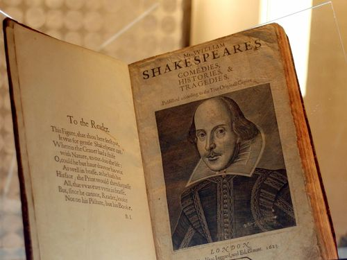 William Shakespeare, seen as the greatest writer in the English language and the world's pre-eminent dramatist, died in 1616 aged 52.