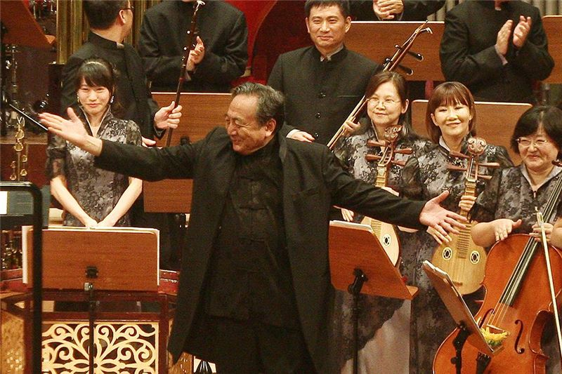 Performance of Four Seasons in Taiwan, Conductor: Kuan Nai-zhung