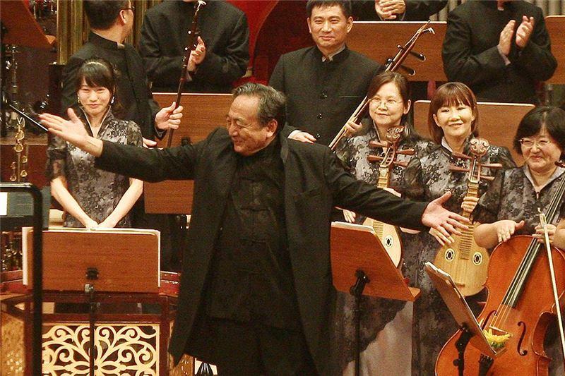 Performance of Four Seasons in Taiwan, Conductor: Kuan Nai-zhung