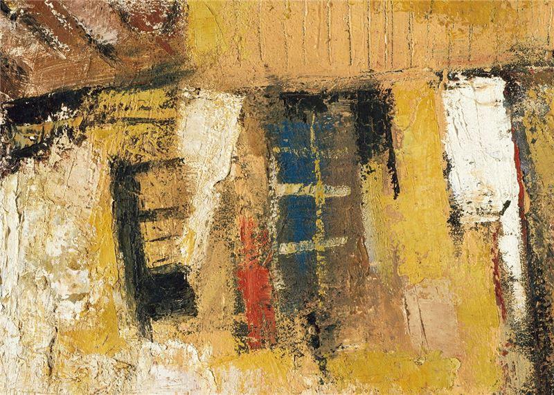 Chen Yin-huei〈A wall〉 Detail