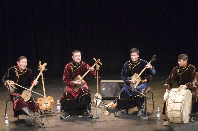 2010亞太圖瓦樂團