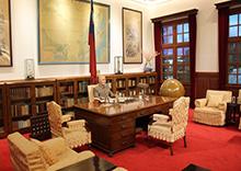 蔣中正總統辦公室展廳