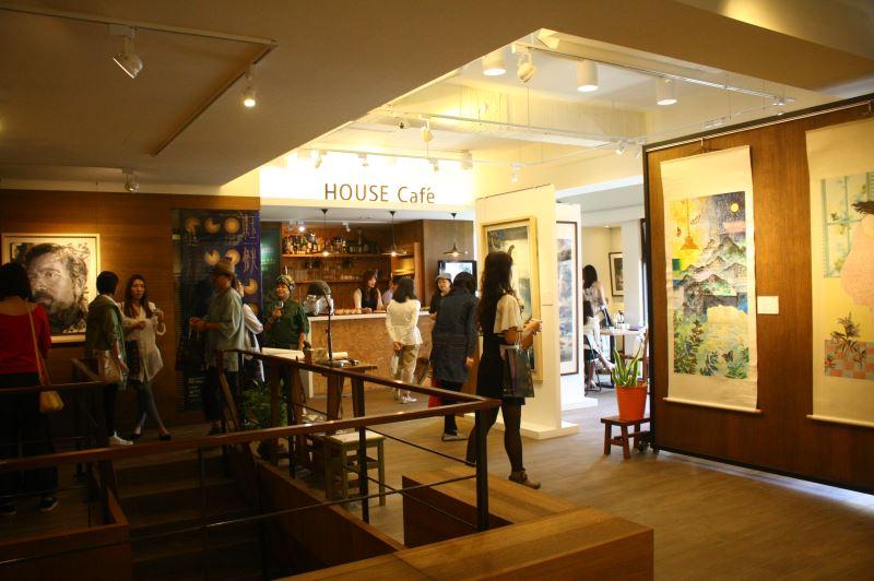 藤藝廊開幕茶會 (1)