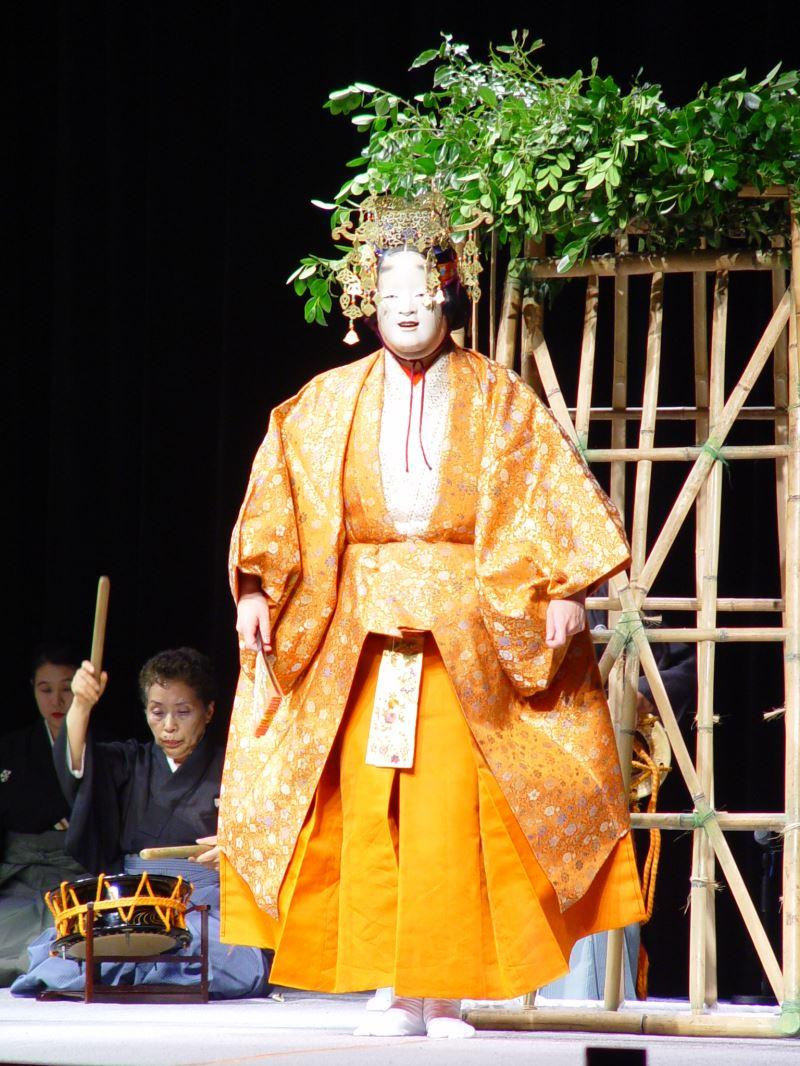 2005日本奈良能劇團