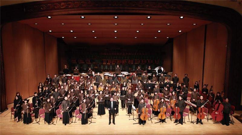 Taipei Chinese Orchestra (2014)