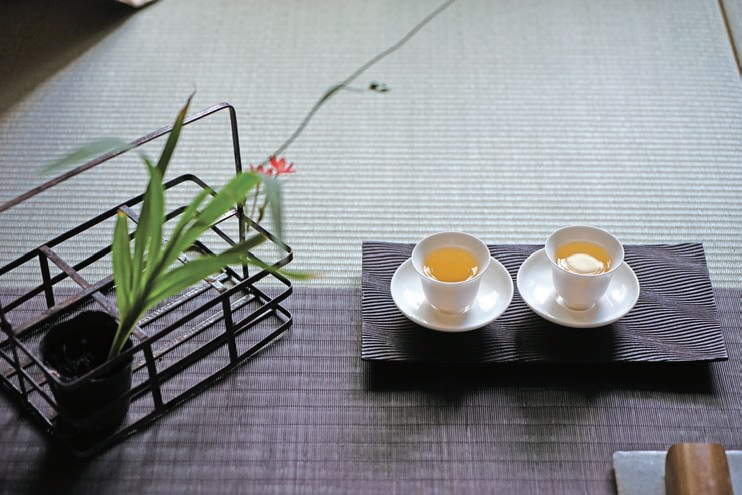 Iron Tea Tray
