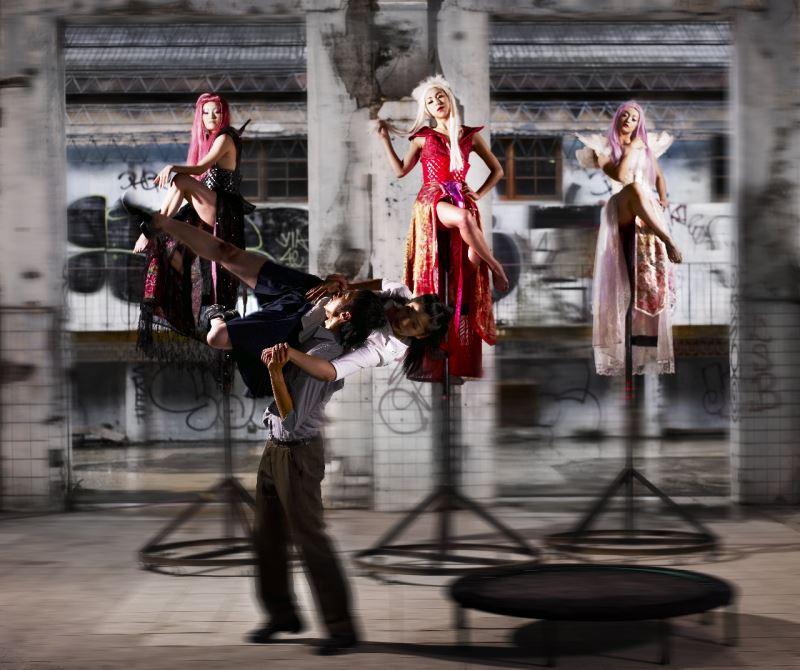 「近未來的傳統:當代台灣藝術的儀式展演」2