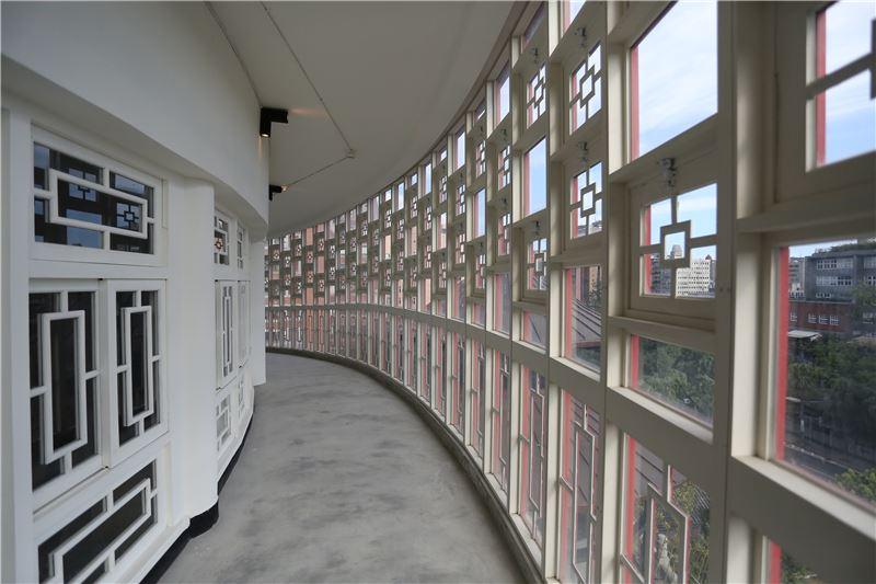 仿木鋁窗(內部)圖片