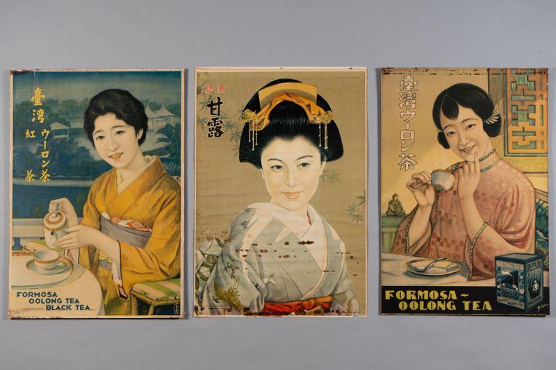 日本時代海報圖像