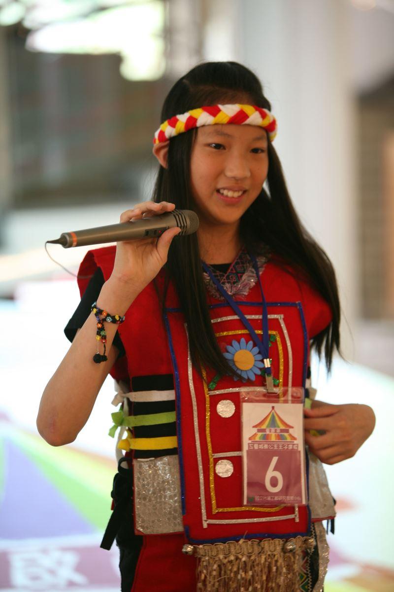 10-12歲組城南公主-戴毓杉